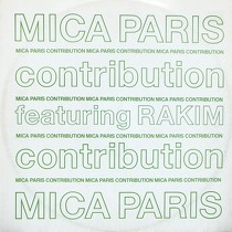 MICA PARIS  ft. RAKIM : CONTRIBUTION
