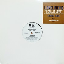 LIONEL RICHIE : I CALL IT LOVE