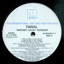 TARAL : DISTANT LOVER  (REMIXES)