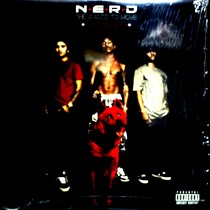N.E.R.D. : SHE WANTS TO MOVE  (REMIXES)