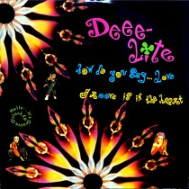 DEEE-LITE : HOW DO YOU SAY...LOVE  / GROOVE IS IN THE HEART