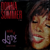 DONNA SUMMER : MELODY OF LOVE (WANNA BE LOVED)