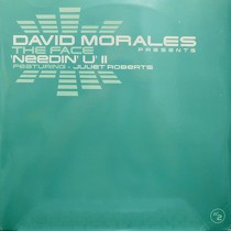 DAVID MORALES  presents THE FACE : NEEDIN' U  II
