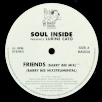 SOUL INSIDE  presents LURINE CATO : FRIENDS