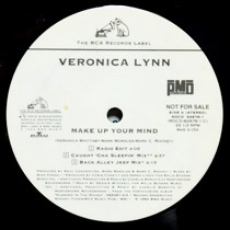 VERONICA LYNN : MAKE UP YOUR MIND