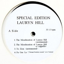 LAURYN HILL : SPECIAL EDITION