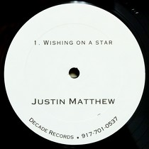 JUSTIN MATTHEW : WISHING ON A STAR