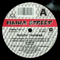 RUDDY THOMAS : PEOPLE MAKE THE WORLD GO ROUND