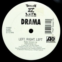 DRAMA : LEFT, RIGHT, LEFT
