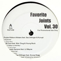 V.A. : FAVORITE JOINTS  VOL. 30