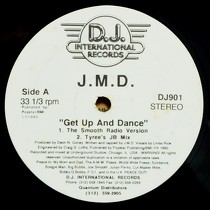 J.M.D. : GET UP AND DANCE