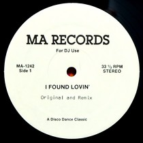 FATBACK BAND  / TEENA MARIE : I FOUND LOVIN'  / I NEED YOUR LOVIN'