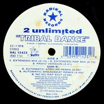 2 UNLIMITED : TRIBAL DANCE