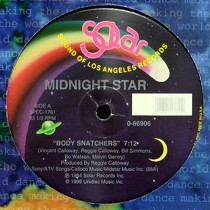 MIDNIGHT STAR : BODY SNATCHERS  / CURIOUS
