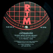 JACQUELINE : EVERY BEAT OF MY HEART