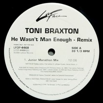 TONI BRAXTON : HE WASN'T MAN ENOUGH  (REMIX)