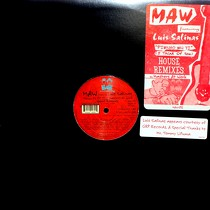 MAW  ft. LUIS SALINAS : PIENSO EN TI (I THINK OF YOU)  (HOUSE REMIXES)