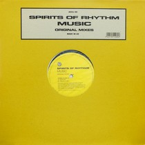 SPIRITS OF RHYTHM : MUSIC  (ORIGINAL MIXES)