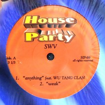 SWV : HOUSE PARTY BEST EP