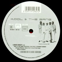 KOOL & THE GANG  ft. SEAN PAUL & SPANNER BANNER : LADIES NIGHT
