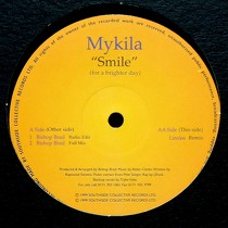 MYKILA : SMILE (FOR A BRIGHTER DAY)