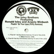 ISLEY BROTHERS : FLOATIN' ON YOUR LOVE  (PUFFY REMIXES)