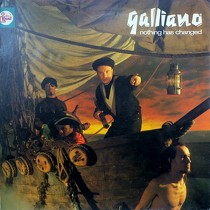 GALLIANO : NOTHING HAS CHANGED  / LITTLE GHETTO BOY (REMIX)