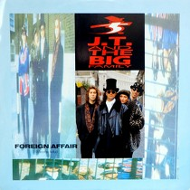 J.T. & THE BIG FAMILY : FOREIGN AFFAIR  (BEAT MIX)