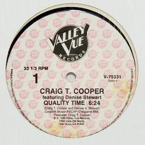 CRAIG T. COOPER : QUALITY TIME  / KIMI WALK