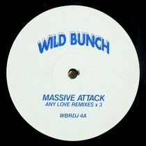 MASSIVE ATTACK : ANY LOVE  (REMIXES)