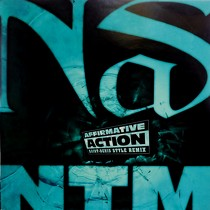 NAS  / NTM : AFFIRMATIVE ACTION  (SAINT-DENIS STYLE REMIX)