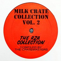 V.A. : MILK CRATE COLLECTION  VOL. 2 THE RZA COLLECTION