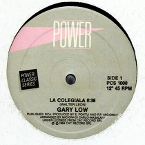 GARY LOW  / MIKE MAREEN : LA COLEGIALA  / DANCING IN THE DARK