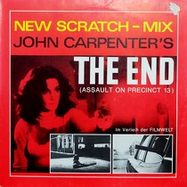 JOHN CARPENTER'S : THE END