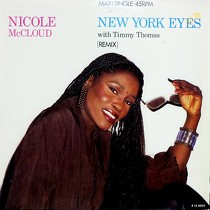 NICOLE McCLOUD  with TIMMY THOMAS : NEW YORK EYES  (REMIX)