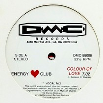 ENERGY CLUB : COLOUR OF LOVE