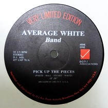 AVERAGE WHITE BAND : PICK UP THE PIECES