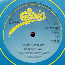 MICHAEL JACKSON : ROCK WITH YOU