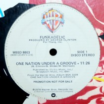 FUNKADELIC : ONE NATION UNDER A GROOVE
