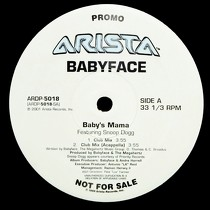 BABYFACE  ft. SNOOP DOGG : BABY'S MAMA