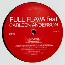 FULL FLAVA  ft. CARLEEN ANDERSON : STORIES