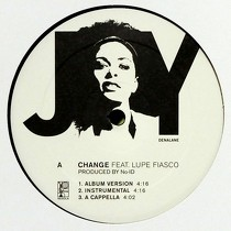 JOY DENALANE : CHANGE