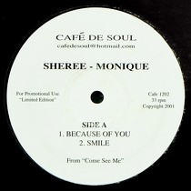SHEREE - MONIQUE : BECAUSE OF YOU