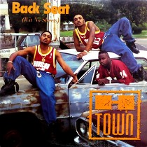 H-TOWN : BACK SEAT (WIT NO SHEETS)