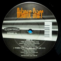 ATLANTIC STARR : YOU  (EXTENDED MIX)