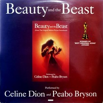 CELINE DION  & PEABO BRYSON : BEAUTY AND THE BEAST