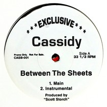 CASSIDY : BETWEEN THE SHEETS