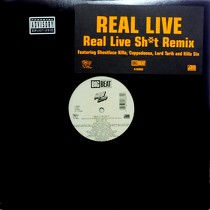 REAL LIVE : REAL LIVE SH*T  (REMIX)