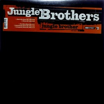 JUNGLE BROTHERS : JUNGLE BROTHERS