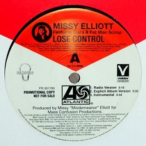 MISSY ELLIOTT : LOSE CONTROL  / ON AND ON